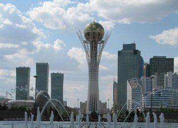Монумент Байтерек, Казахстан