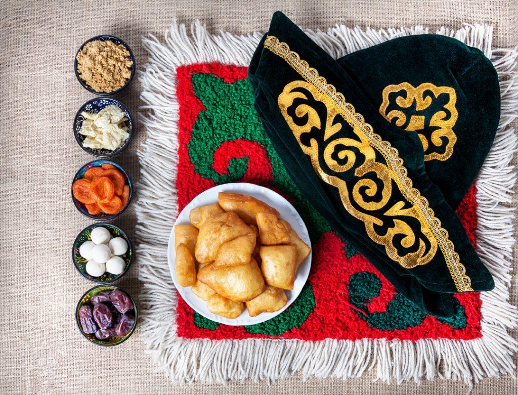 Казахские национальные блюда
