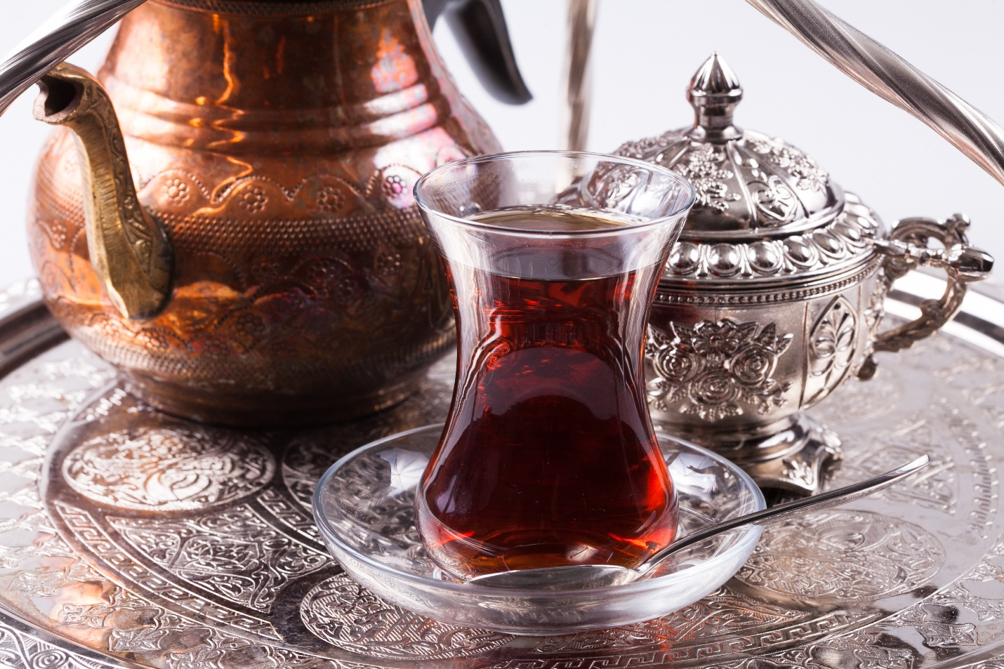 Традиционное чаепитие
