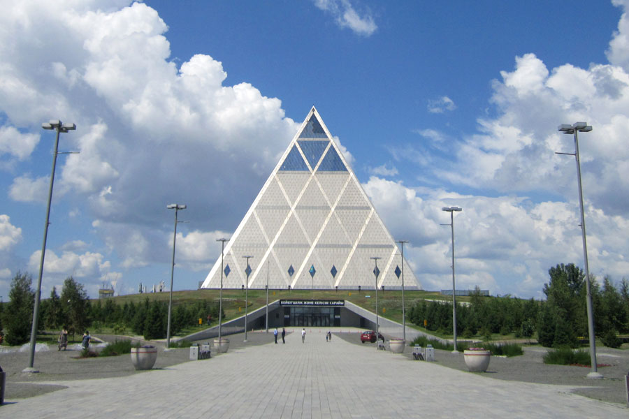 Достопримечательности Казахстана
